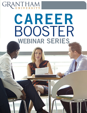 Career Booster Webinar Series